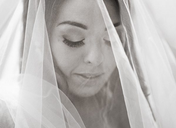 Bridal Portrait of Emily at the Moorhead Inn by Nathan Abplanalp